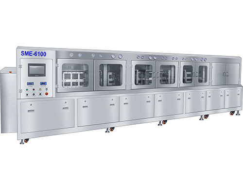 PCBA In-line DI water Cleaning Machine SME-6100